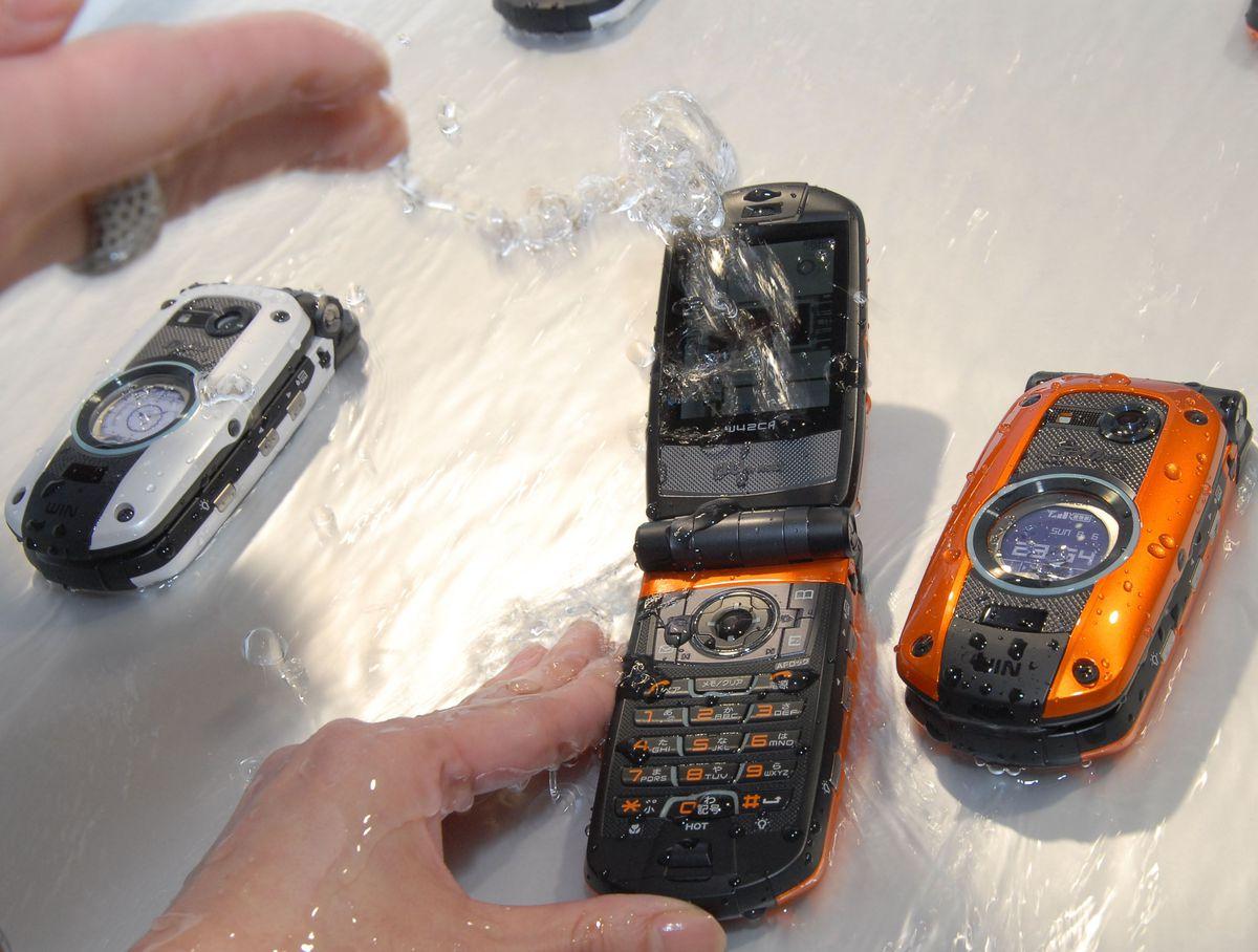 Đây là nguyên nhân vì sao hầu hết smartphone tại Nhật đều phải chống nước