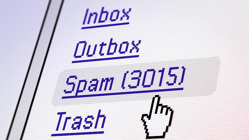 Chặn toàn bộ email rác chỉ với vài click chuột