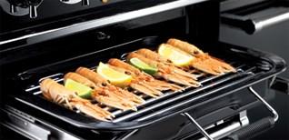 Nhiệt độ và thời gian nướng cụ thể của các loại thức ăn trên lò nướng