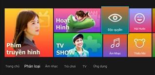 Gói ưu đãi Zing TV VIP trên Smart tivi TCL Z2 bao gồm những gì?