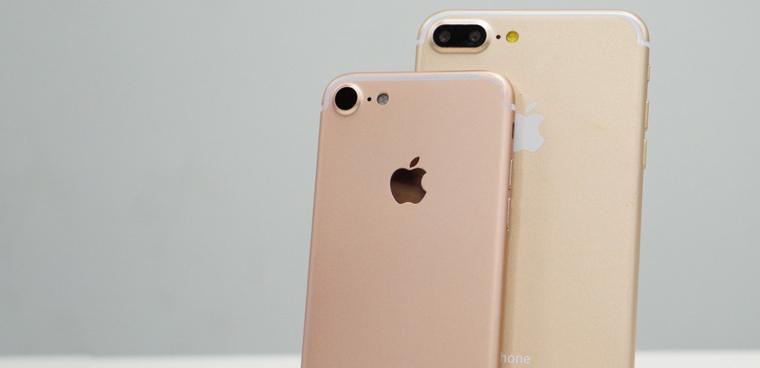 So sánh iPhone 7 và iPhone 7 Plus. Nên mua 'Táo' nào?