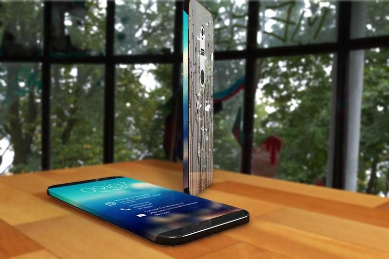 Tan chảy với Nokia Edge màn hình tràn cạnh, camera 23 MP ống kính Carl Zeiss