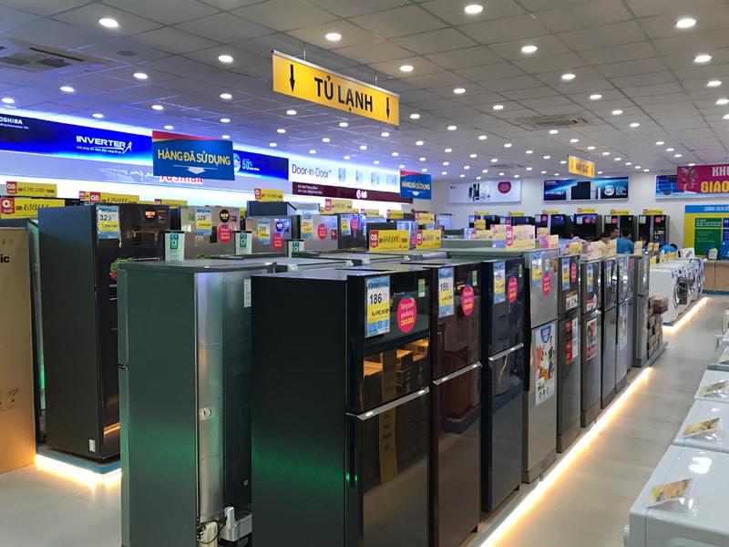 Siêu thị Điện máy XANH Kinh Dương Vương, Quận 6, Hồ Chí Minh