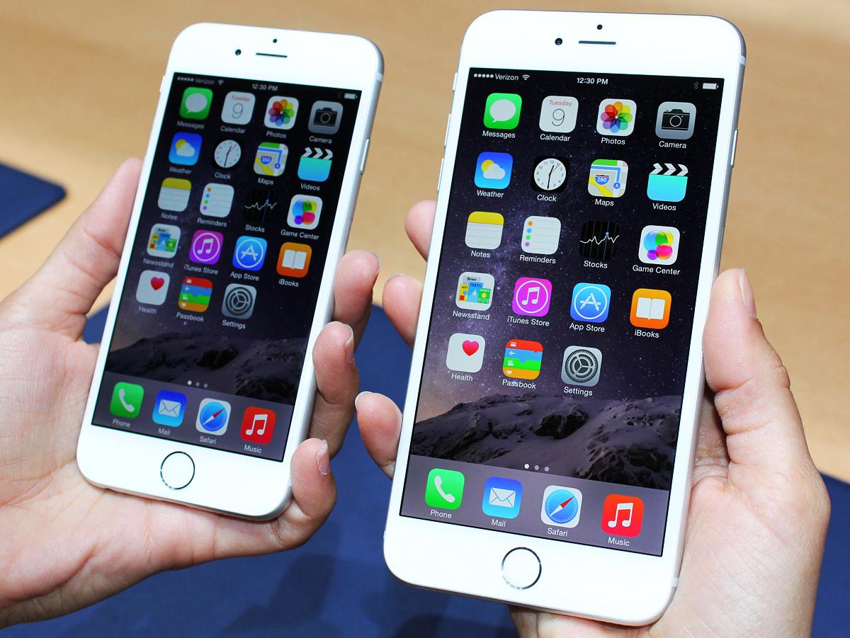 Lựa chọn giữa iPhone 7 và iPhone 7 Plus: Lớn hơn có tốt hơn?
