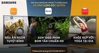Cách kích hoạt gói xem phim miễn phí trên ứng dụng Fim+ dành cho Smart tivi Samsung 2016