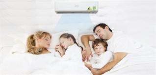 Những lợi ích không ngờ của việc vừa đắp chăn vừa bật điều hòa khi ngủ