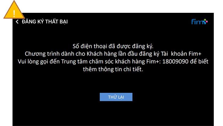 Cách kích hoạt gói ứng dụng xem phim Fim+ trên Tivi LG