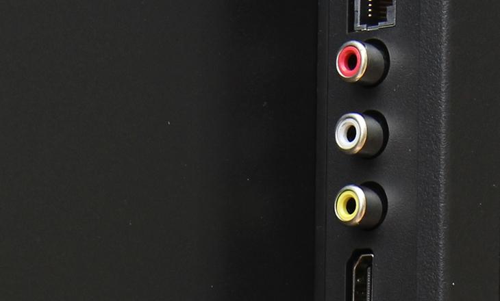 Cổng AV trên tivi