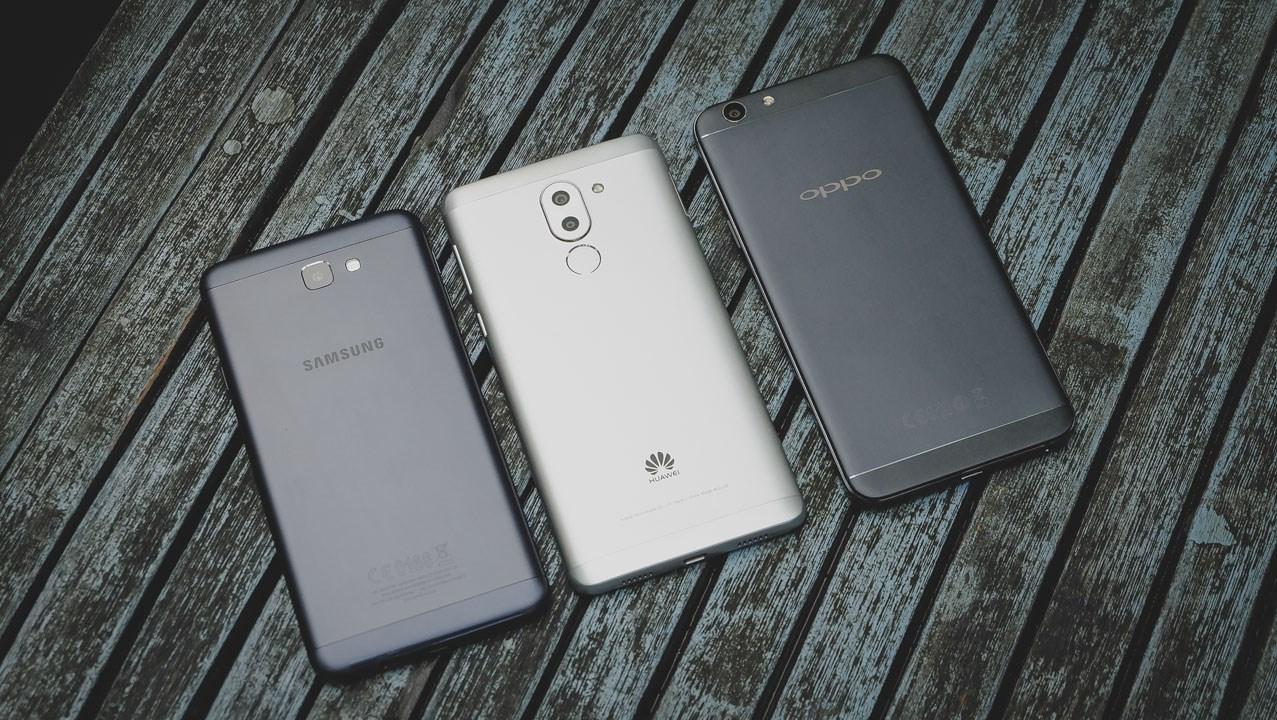 Tầm giá 6 -7 triệu mua smartphone chính hãng nào ngon?