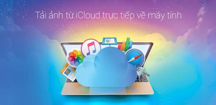 Tải ảnh từ iCloud