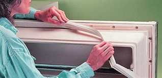 Cách tự sửa gioăng tủ lạnh bị hở tại nhà tránh mất tiền oan
