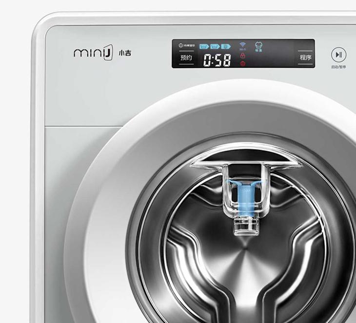 Máy giặt thông minh điều khiển bằng smartphone