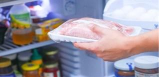 5 sai lầm khi bảo quản thịt trong tủ lạnh mà người dùng hay mắc phải