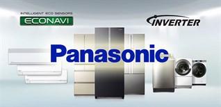 Công nghệ Inverter trên các sản phẩm gia dụng của Panasonic