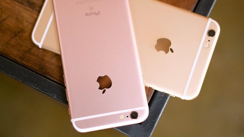 Không chỉ iPhone 5s mà iPhone 6s Plus cũng vừa được giảm giá mạnh