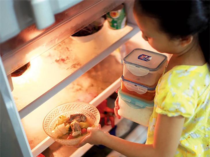 Rau nấu chín để trong tủ lạnh có thể gây ung thư