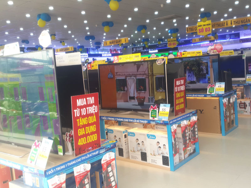 Siêu thị Điện máy Xanh Đỗ Xuân Hợp, Quận 9, Hồ Chí Minh