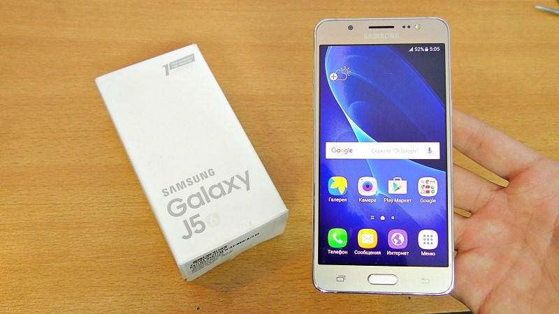 Galaxy J5 2016 đang được giảm giá, bạn biết chưa?