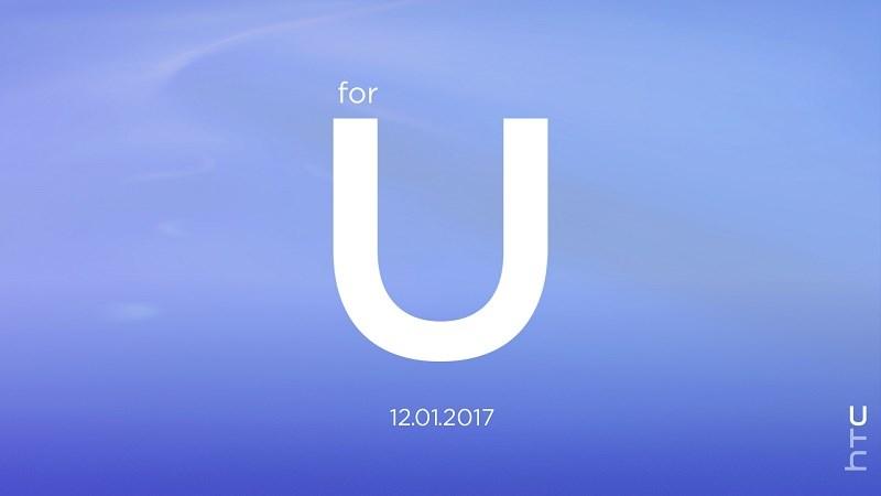 HTC gửi lời mời sự kiện ra mắt smartphone mới