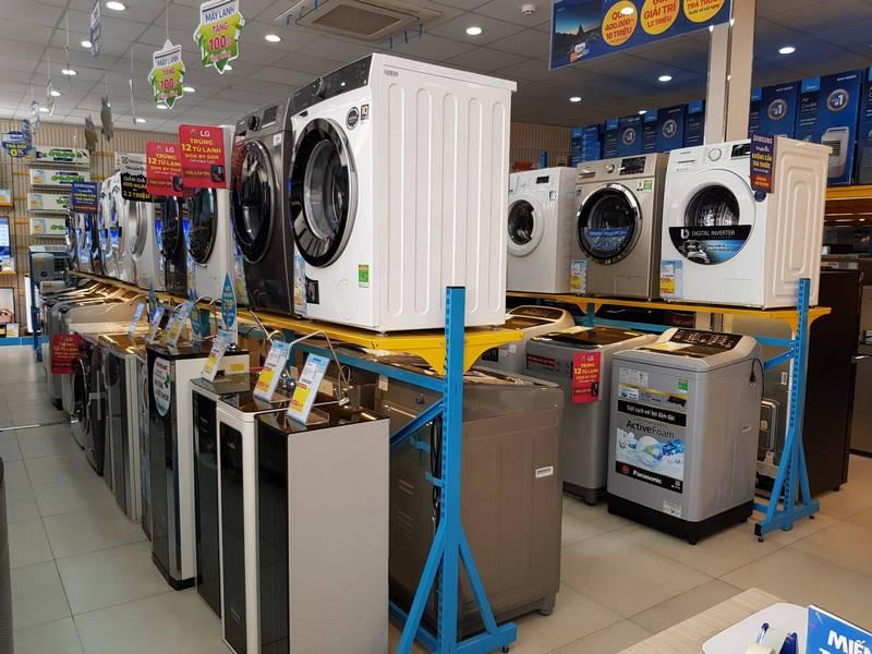 Siêu thị Điện máy Xanh Nhà Bè, Hồ Chí Minh