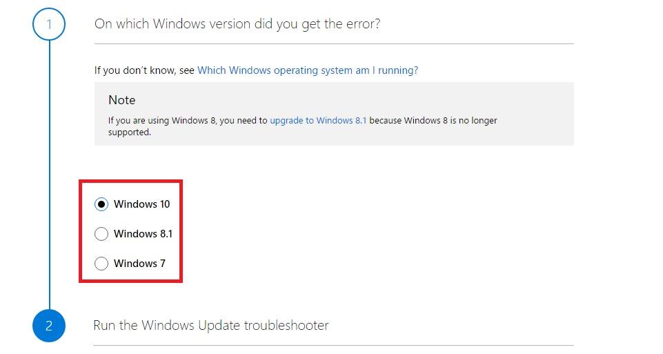 Cách đơn giản nhất để khắc phục triệt để lỗi update thất bại trên Windows 10