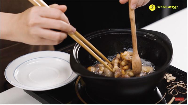 Cách làm thịt kho quẹt ngon bá chấy