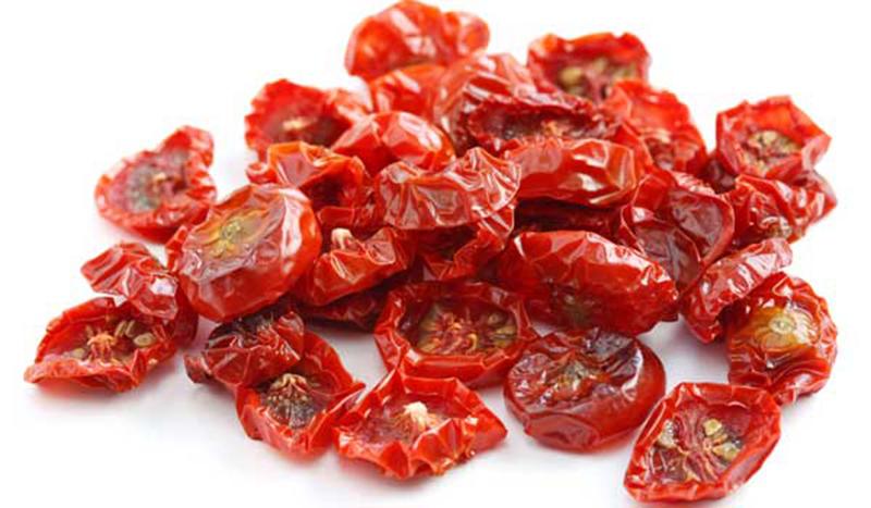 Cách 3: Làm thành cà chua sấy