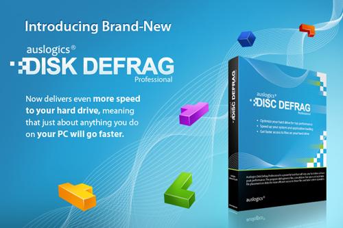 Cách chống phân mảnh ổ cứng với Auslogics Disk Defrag