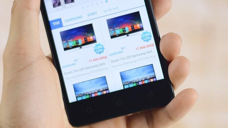Smartphone RAM 2GB, camera 13MP, có 4G, Dolby Audio giảm giá còn dưới 2 triệu