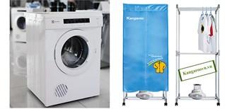 Nên chọn tủ sấy hay máy sấy quần áo?