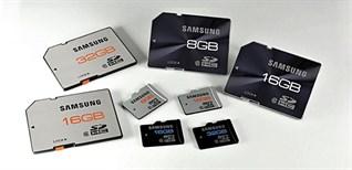Hướng dẫn chi tiết cách khôi phục cứu dữ liệu bị mất trên thẻ nhớ, USB