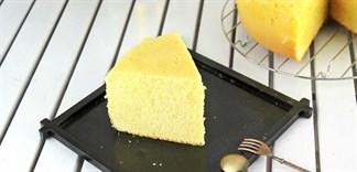 Cách làm bánh bằng nồi cơm điện