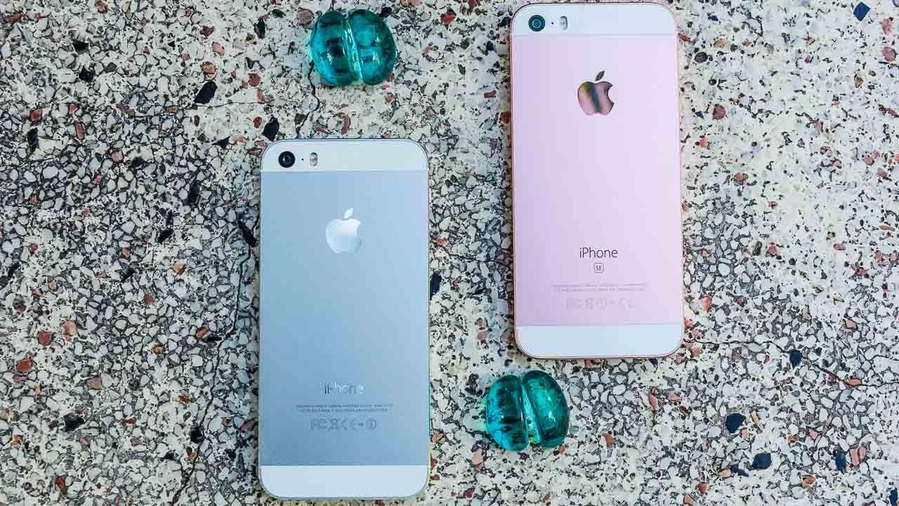 Nên mua iPhone 5s chính hãng mới hay iPhone SE qua sử dụng?
