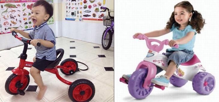 3 -6 tuổi bé vẫn cần các trò chơi phát triển vận động