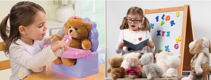 Chọn thêm các trò giúp trẻ phát triển về cảm xúc và chia sẻ tình cảm