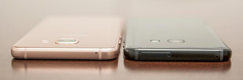 Galaxy A3 2017 và Galaxy A5 2017