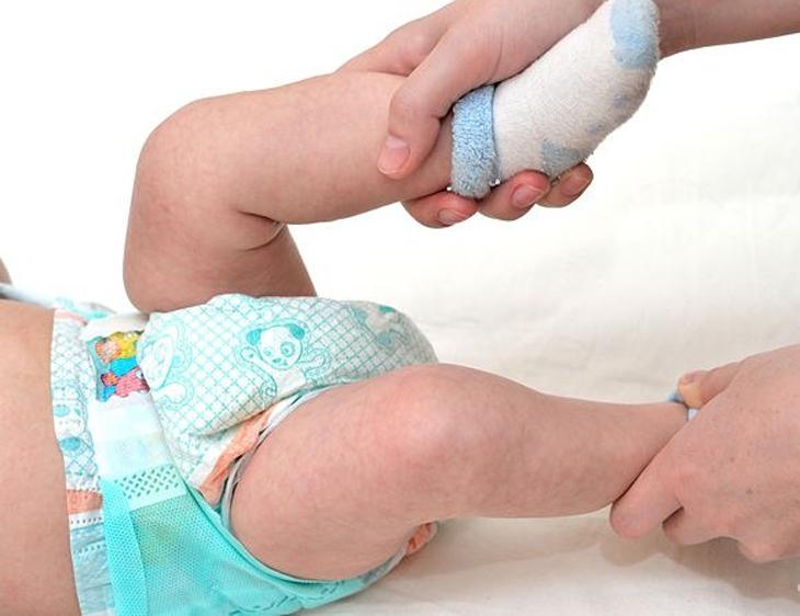 Cách trị chứng khó tiêu ở trẻ 1