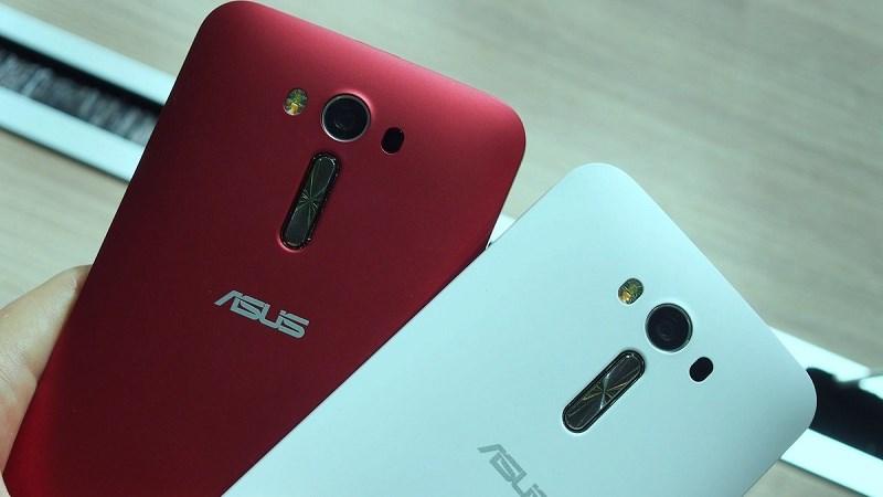 Asus Zenfone 2 Laser màn hình 6 inch, RAM 3 GB cho phép đặt hàng tại TGDĐ