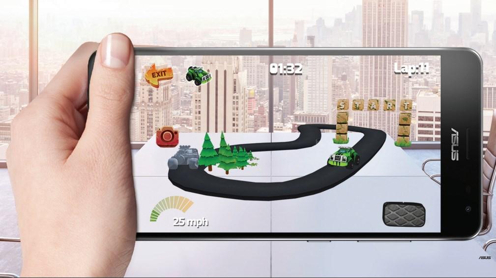 [CES 2017] Smartphone có RAM 8GB đầu tiên trên thế giới ra mắt