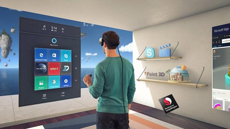 VR/AR sẽ được chắp cánh nhờ Snapdragon 835 mới nhất từ Qualcomm