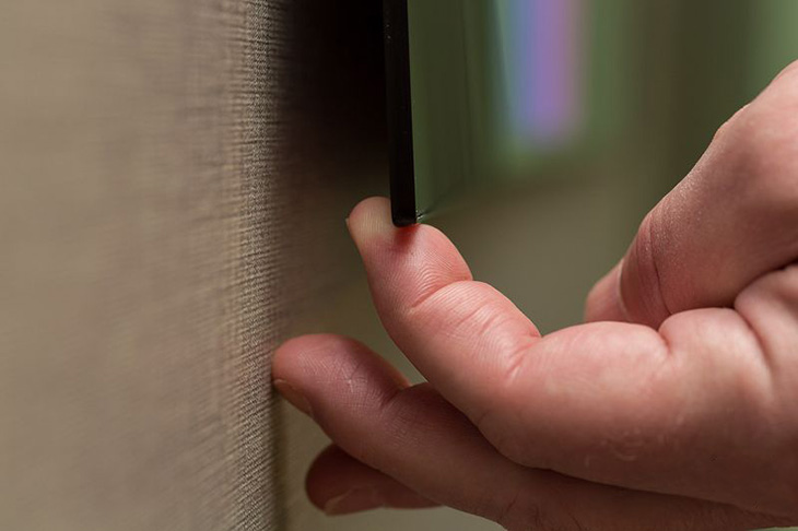 Tivi OLED siêu mỏng dán tường LG W7