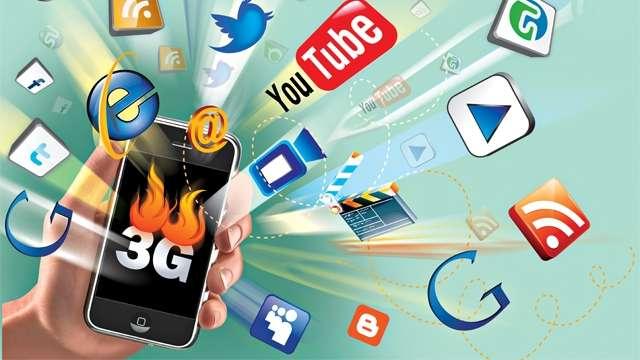 5. Sử dụng 3G/4G thay thế cho WIFI