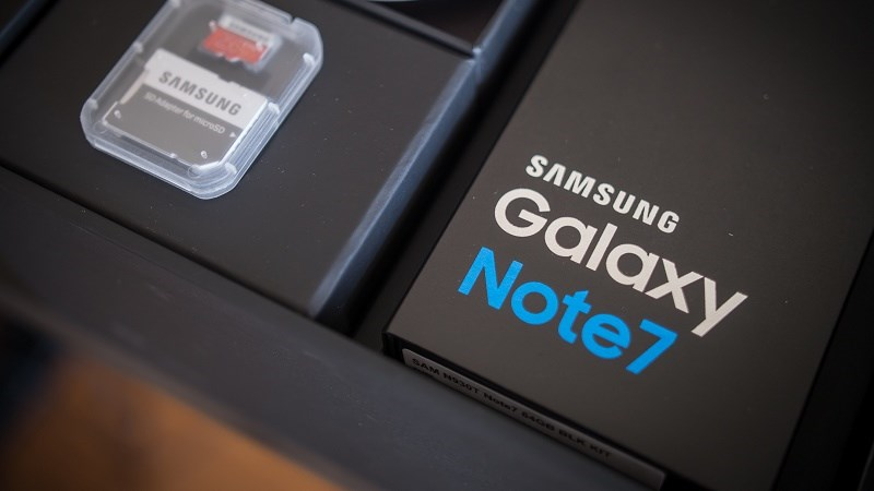 Samsung đã thu hồi được hơn 96% số lượng Galaxy Note 7