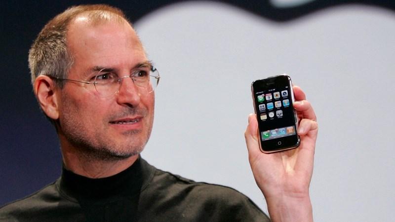 Xem lại bộ ảnh được chụp từ cụ tổ iPhone ra mắt năm 2007