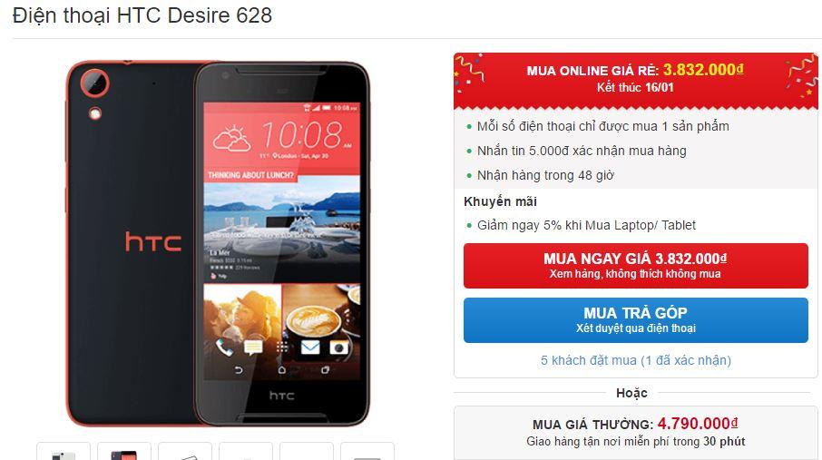 Smartphone RAM 3 GB, ROM 32 GB, hỗ trợ 4G giảm giá còn dưới 4 triệu đồng - ảnh 2