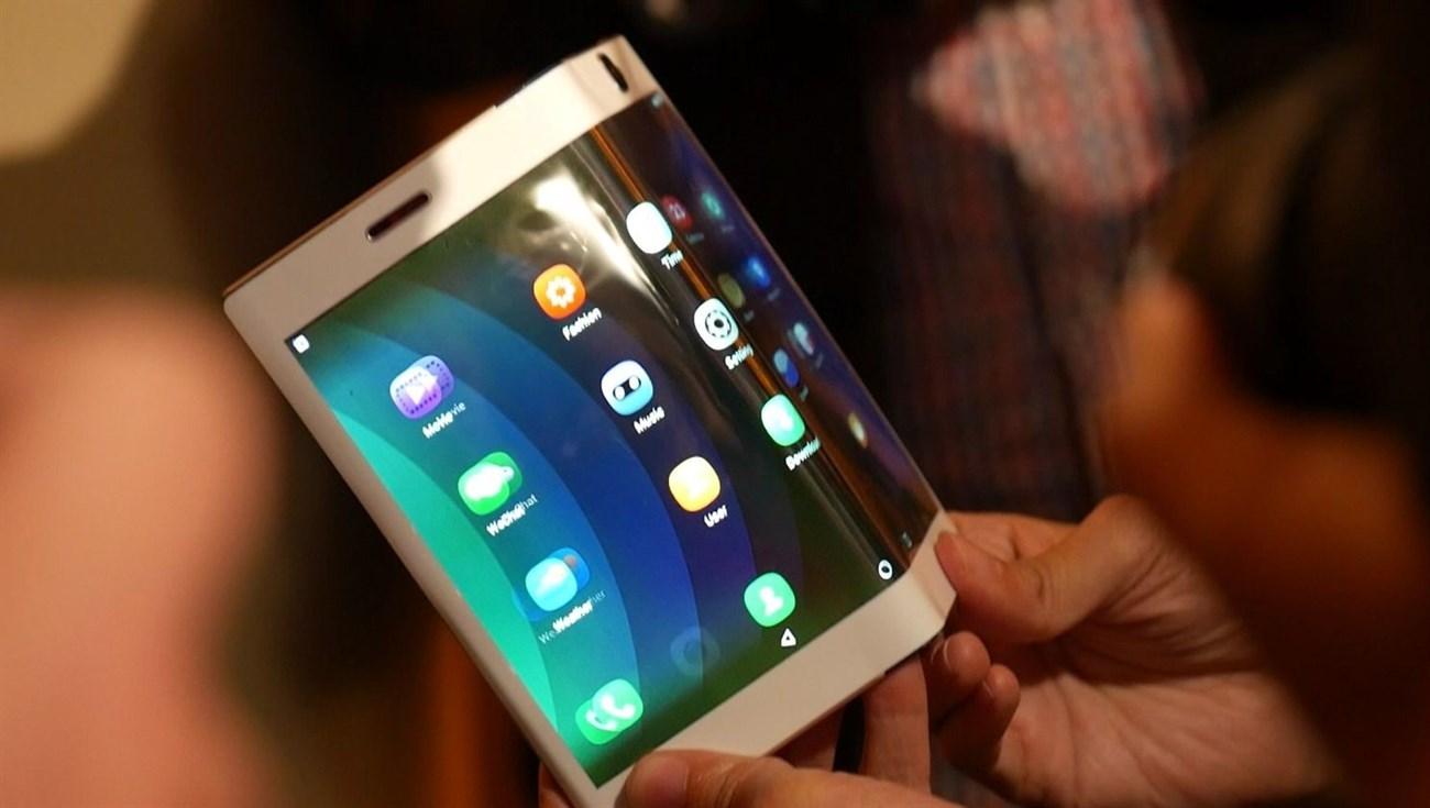 Smartphone biến hình của Samsung sẽ có màn hình... 7 inch - ảnh 1