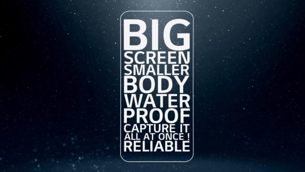 LG tung quảng cáo cho thấy LG G6 là smartphone hoàn hảo, có chống nước - ảnh 1
