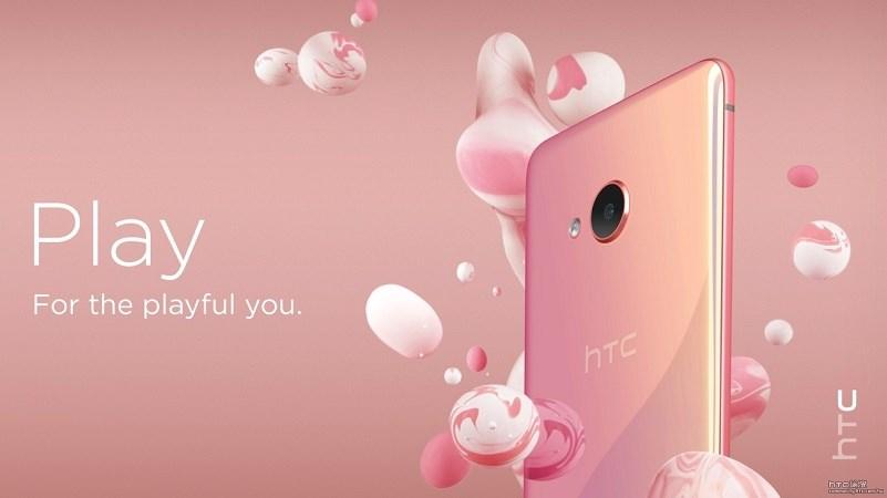 HTC U Play chính thức trình làng: Camera trước sau 16MP, màn hình 5.2 inch FullHD - ảnh 1