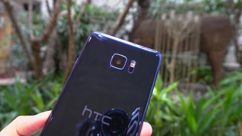 Hình ảnh trên tay bộ đôi HTC U Ultra và U Play đầu tiên tại Việt Nam - ảnh 2