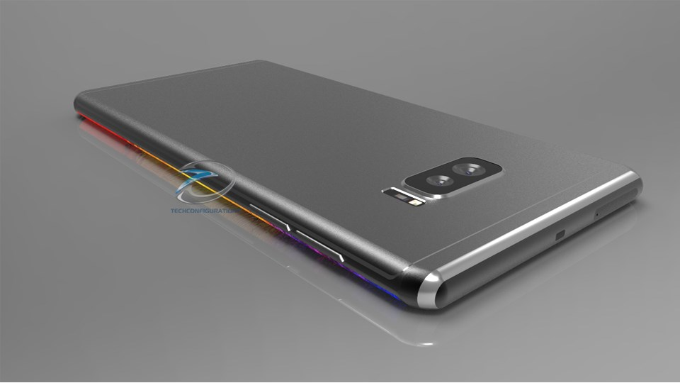 Galaxy S8 Plus sẽ có màn hình 6.2 inch, camera kép